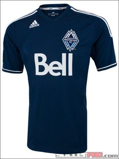 adidas Youth Vancouver Whitecaps Home Jersey 2012...$53.99