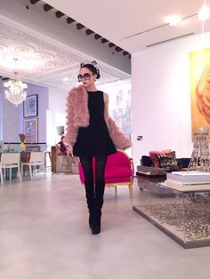 New York Closets: Stacey Bendet | Man Repeller