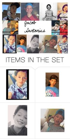 """Jacob Sartorius"" by bamalife on Polyvore featuring art"