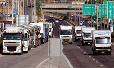 Las empresas de transportistas autónomos en la Región se reducen en un 4,36% en 2013 — MurciaEconomía.com.