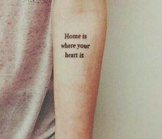 Siempre será dónde este tu corazón