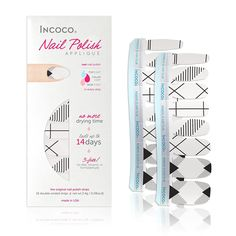Incoco Nail Polish Strips, Nail Art, Echo -- Find out more about the great product at the image link.