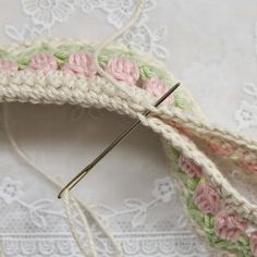 Crochet - Yarn - Vintage - Crochet Patterns - Amsterdam and Haarlem - Retro - Craft - Crochet Designer - Crafting - Cotton and Bamboo Crochet Coat, Crochet Yarn, Crochet Gifts, Crochet Flowers, Crochet Stitches, Crochet Border Patterns, Vintage Crochet Patterns, Knitting Patterns, Diy Clothes Hangers