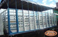 A partir del diario trajín en la carga y descarga de materiales, un camión de juego de estacas puede adaptarse perfectamente a sus necesidades de trabajo. http://www.carroceriasyfurgonesfort.com/