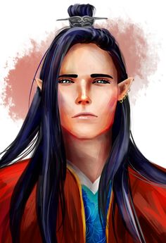 a big tub of Silm Tears, Feanor again, experimenting with style Lotr Elves, Big Tub, Dark Gothic, Jrr Tolkien, Dark Lord, Great Words, Middle Earth, Mythical Creatures, The Hobbit