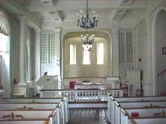 Kachel Chapel in Teel Hall.  An ideal setting for an intimate wedding ceremony.  Seats 70.    www.albright.edu/conferences