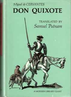 Cervantes,Don Quixote