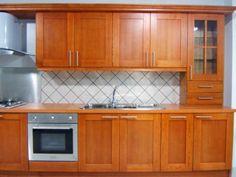 Elegir los muebles de la cocina: materiales – Casas Restauradas ...
