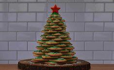 Publix DIY Cookie Tree Centerpiece