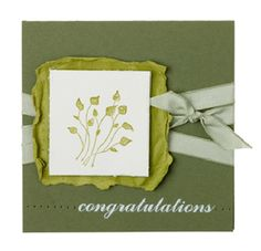 Pocket Silhouettes card