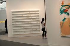 """""""Once is as good as never"""", Edmund de Wall at #MaxHetzler #FriezeLondon2016 #Arte #Art #ContemporaryArt #ArteContemporáneo #ArtFair #FriezeLondon #FriezeWeek #Arterecord 2016 https://twitter.com/arterecord"""