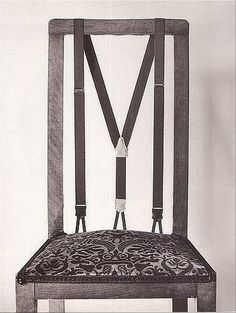 This amazingly creative photos are product of Spanish photographer called Chema Madoz. Jose Maria Rodriguez Madoz (born better known as Chema Painted Chairs, Painted Furniture, Diy Furniture, Furniture Design, Weird Furniture, Plywood Furniture, Chair Design, Modern Furniture, Do It Yourself Upcycling