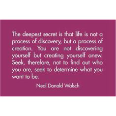 Neal Donald walsh is Right again #quote