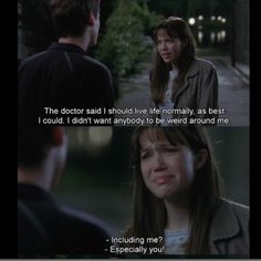 A walk to remember- one of the best movies ever!!