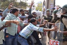 Telangana Students Protest at Osmania University  http://aplivenews.com/featured/telangana-students-protest-at-osmania-university/