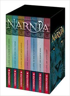 Die Chroniken von Narnia: Gesamtausgabe im Schuber TB: Amazon.de: C. S. Lewis, Wolfgang Hohlbein: Bücher