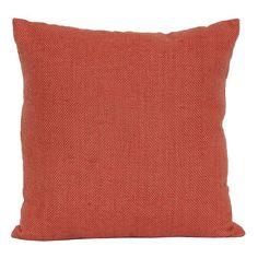 Homespun Throw Pillow,