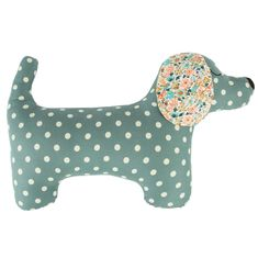 Daphne the Dachshund Cushion