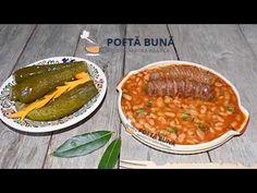 YouTube Romanian Food, Cantaloupe, Stuffed Peppers, Vegetables, Recipes, Youtube, Stuffed Pepper, Recipies, Vegetable Recipes