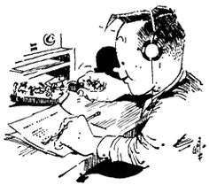 Gil cartoon