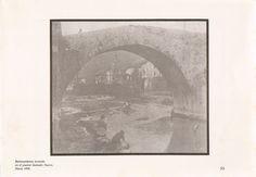 Balmasedanas lavando en el puente llamado Nuevo en 1896