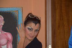 Face painting Matrigna Biancaneve