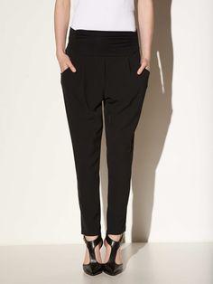 Pantaloni eleganti da donna classici