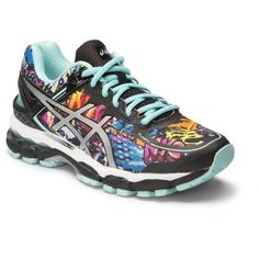 Asics Womens T5M7N Gel-Kayano 22 TCS New York Marathon Athletic Cross Training Running Shoes Size 6.5