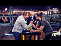 Αγώνας ΜΠΡΑΝΤΕΦΕΡ στην εκπομπή ΒΡΆΔΥ! Πέτρος Κωστόπουλος και Γιώργος Λιανός τα βάζουν με τον παγκόσμιο πρωταθλητή Γιώργο Χαραλαμπόπουλο!!