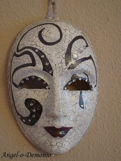 mascara (4) | Aprender manualidades es facilisimo.