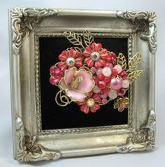 Ways to display my grandmother's beautiful brooches