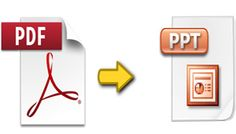 Know hot to convert PDF documents easily into powerpoint by using a professional PDF to PPT converter.