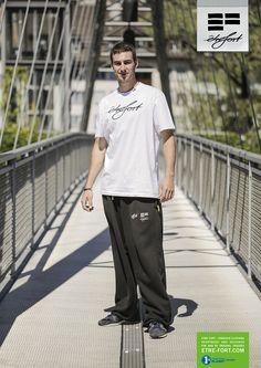 ETRE-FORT Athlete Joel Eggimann. #etrefort #parkour #freerunning Color Css, Parkour Clothing, Athletes, Sports, Clothes, Tops, Fashion, Hs Sports, Outfits