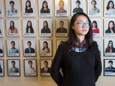 RACE TO THE IVIES Brook Larmer discovers what Chinese students go through to get into top American universities