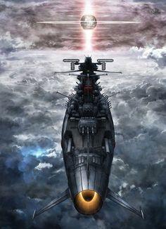 Yamato 2199 Films' Trailer, Teaser, Story Outline Unveiled - News - Anime News Network Hoshi, Science Fiction, Fiction Movies, Sci Fi Anime, Anime Manga, Uchuu Senkan Yamato 2199, Live Action, Story Outline, News Anime
