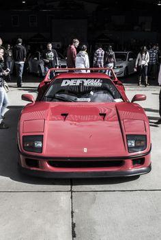 Ferrari F40 (by Head West Photography) (#FTA)