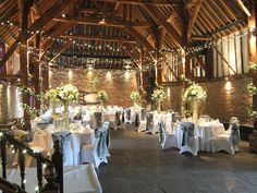 The He Barn Wedding Venue In Kent