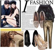 """""""Feathers and fun"""" by deebenzdee on Polyvore"""