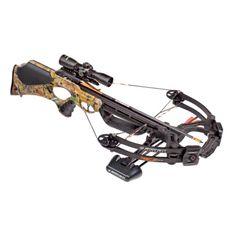 Barnett Buck Commander Extreme CRT 365 Crossbow Pkg 185lb 78240