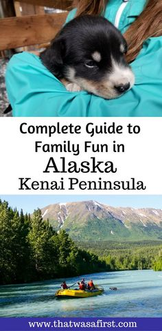 If your family loves the outdoors and a little adventure, than a vacation to Alaska must be in your future!