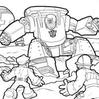 Rescue Bots Coloring Page Cant believe I now value Rescue Bots