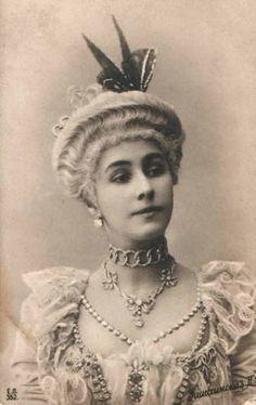 Camargo - Mathilde Kschessinskaya 1897