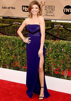 SAG Awards 2016: The Best-Dressed LIst   People - Sarah Hyland in J. Mendel