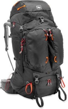 REI XT 85 Pack- The backpacking pack that Steven plans on getting.