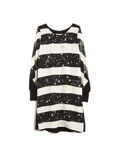 Tsumori ChisatoDressSpace Stripe Dress