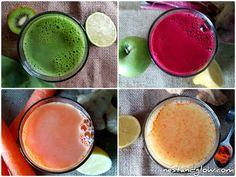 fruit vegetable shot recipes without a juicer - Nham nham - Healthy Juice Recipes, Juicer Recipes, Healthy Juices, Healthy Smoothies, Healthy Drinks, Detox Drinks, Detox Juices, Green Smoothies, Blender Recipes