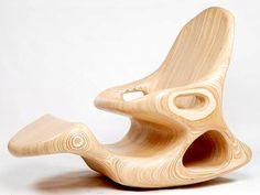 Cadeira MIR by Julia Krantz Movelaria