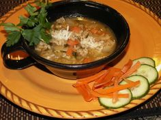 Tastee Recipe This Soup's Got Zero Points - But Not For Taste! - Page 2 of 2 - Tastee Recipe Weight Watchers Cabbage Soup Recipe, Cabbage Soup Recipes, Weight Watchers Meals, Barley Recipes, Ww Recipes, Cooking Recipes, Healthy Recipes, Recipies, Tastee Recipe