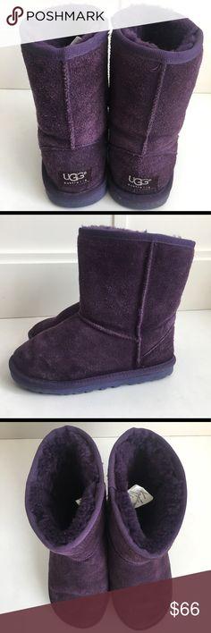 Details zu UGG Australia Classic Short II 5825 Damen Stiefel Boots Größe. 39