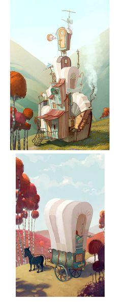 concept art_the lorax
